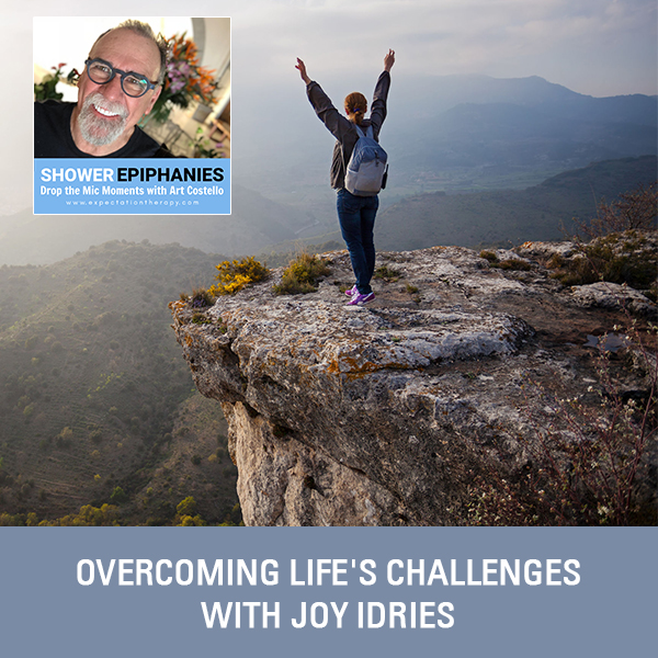 Overcoming Life's Challenges with Joy Idries